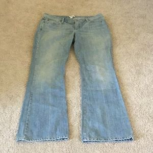 Abercrombie &Fitch Jeans: Size 12 long